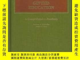 二手書博民逛書店Gifted罕見Education: A Comprehensive RoadmapY307751 Patri