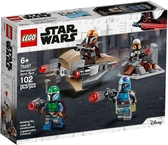 樂高LEGO STAR WARS 星際大戰 曼達洛人戰鬥包 75267 TOYeGO 玩具e哥