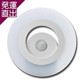 shop4fun 光控人體雙感應夜燈 /兩種光可選【免運直出】