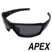 APEX J86偏光眼鏡/可加裝近視內框-黑