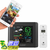 [8美國直購] 天氣觀測 溫度濕度計 La Crosse Weather Station with Remote Sensor A2017434