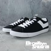 PONY 黑白 休閒鞋 基本款 運動 復古 男 (布魯克林) 63U1TS63BK