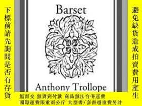 二手書博民逛書店The罕見Last Chronicle of BarsetY410016 Anthony Trollope S