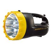 日象5Lamp充電式LED炙亮探照燈 ZOL-8900D