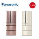 【南紡購物中心】Panasonic國際牌 日製601L六門變頻冰箱 NR-F607VT