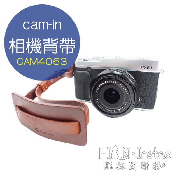Cam-in CAM4063 真皮手腕帶 相機手腕帶