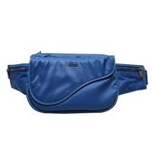 Dior 迪奧 藍色尼龍腰包/斜背包 Universe Saddle Belt Bag【二手名牌BRAND OFF】
