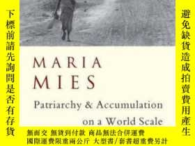 二手書博民逛書店Patriarchy罕見And Accumulation On A World Scale-父權制與世界範圍的積累