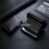 卡包男士防消磁防盜刷大容量卡套女式超薄小巧卡夾零錢包精致高檔 color shop