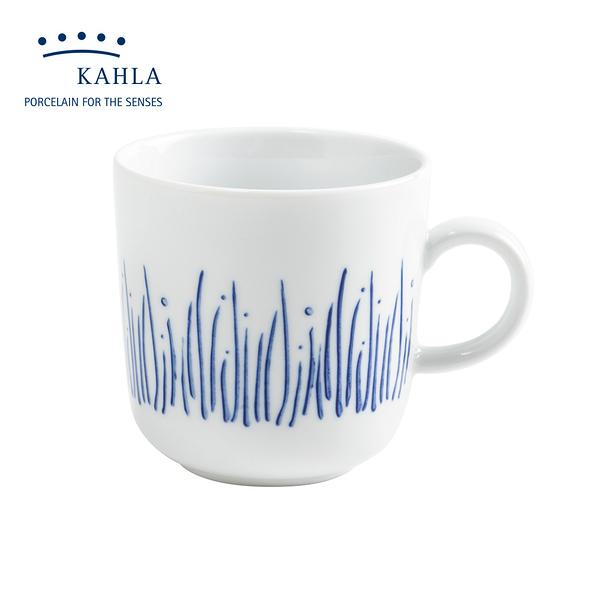 德國Kahla藍調之美(點點印Stamping)-300ml馬克杯