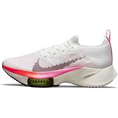 Nike AIR ZOOM TEMPO NEXT% FK 女鞋 慢跑 氣墊 緩震 白【運動世界】DJ5431-100