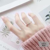 買一送一單鉆超細時尚鈦鋼極細戒指女飾品【小檸檬3C】