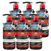 《台塑生醫》Dr's Formula控油抗屑洗髮精升級版(激涼款)580g*6入