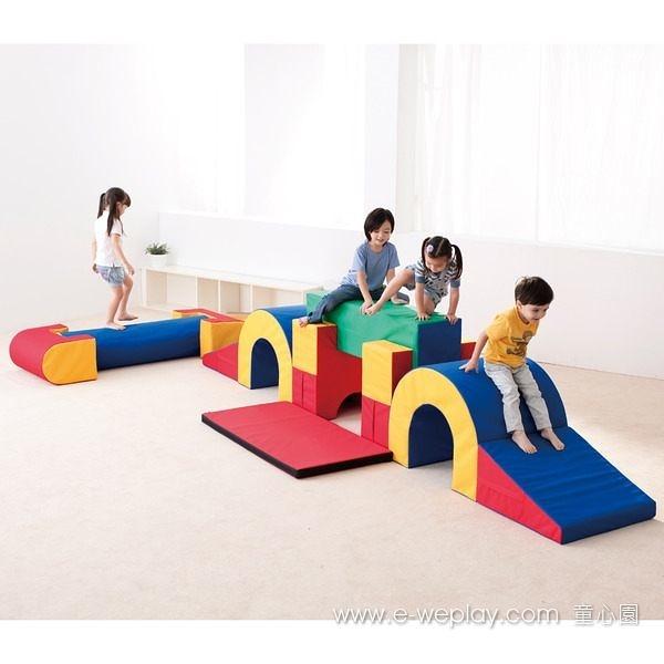 Weplay身體潛能開發系列【創意互動】活力體能系列12件組 ATG-KM2302-012