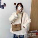 實拍#豆腐包女新款潮斜背包包單肩小方包 【快速出貨】
