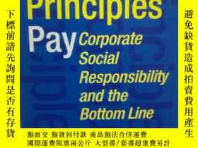 二手書博民逛書店When罕見Principles Pay : Corporate