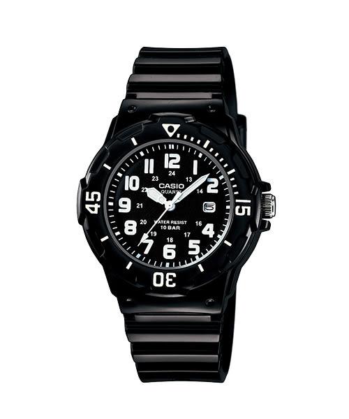 【CASIO宏崑時計】CASIO卡西歐運動電子錶 LRW-200H-1B 100米防水 台灣卡西歐保固一年