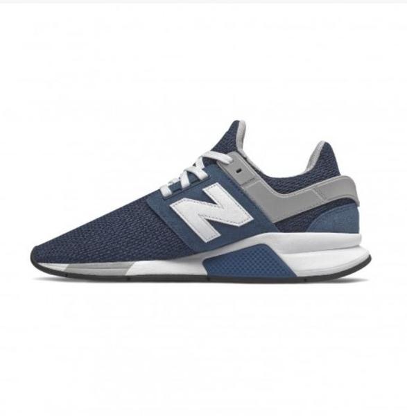 New Balance 男款藍色運動時尚鞋-NO.MS247FK