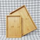 台資廠 炭化長方竹托盤 大 竹製托盤 長方形端盤