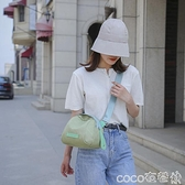 牛津布包 小包包女2021新款韓版時尚女包潮流百搭女士牛津布輕便側背斜背包 coco