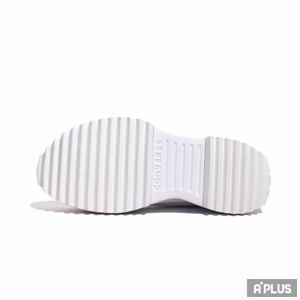 CONVERSE 女 帆布鞋(高統) COLOR RUN STAR HIKE HIGH TOP 厚底 距齒 質感-170777C