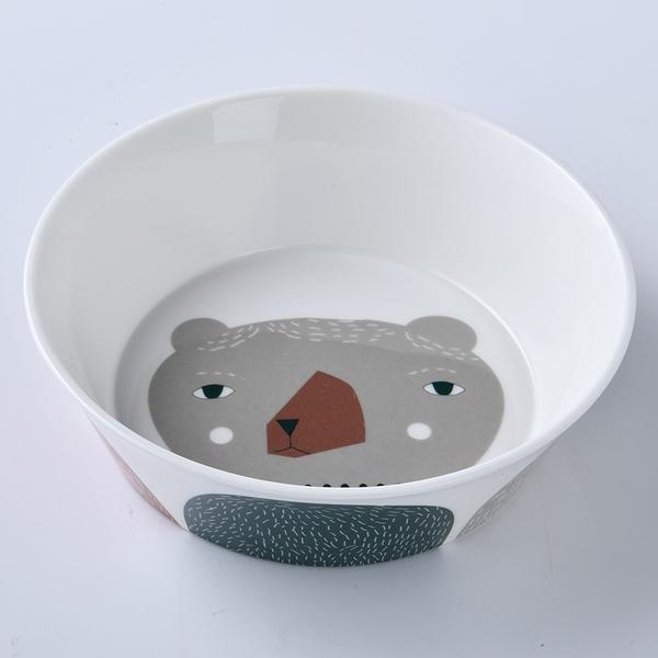 Donna Wilson Mummy Bear 媽咪熊骨瓷餐碗 造型碗 湯碗 陶瓷碗【美學生活】