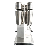 商用家用110V不銹鋼雙頭奶昔機攪拌機奶茶攪拌機雞尾酒攪拌機 wk11607