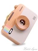 兒童相機乳牙紀念盒女孩換掉牙齒收納保存盒寶寶紀念品禮物乳牙盒 范思蓮恩