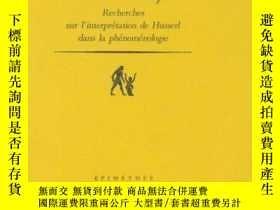 二手書博民逛書店La罕見Vie Du SujetY255562 Rudolf Bernet Presses Universit