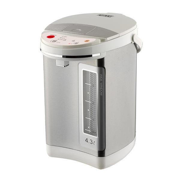 ★ 晶工牌 ★4.3L電動給水熱水瓶 JK-8366