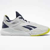REEBOK NANO X 女鞋 慢跑 訓練 穩定 緩衝 支撐 白 藍【運動世界】FV6766