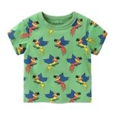 男童短袖T恤夏裝夏季童裝兒童寶寶1歲3小童半袖上衣打底潮U11656 伊衫風尚