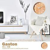 鐘 時鐘 掛鐘 裝飾鐘 北歐式 客廳 臥室 掛鐘 北歐木框數字款【C18】品歐家具