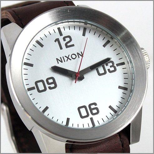 【萬年鐘錶】NIXON 加州 The Corporal NXA2431113