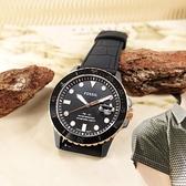 FOSSIL / CE5022 / 休閒時尚 運動潮流 日期 防水100米 矽膠手錶 黑色 42mm