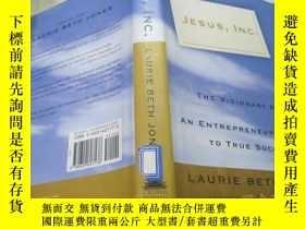 二手書博民逛書店JESUS,Inc.The罕見Visionary PathY23