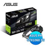 ASUS 華碩 PH GTX1060 3G 顯示卡