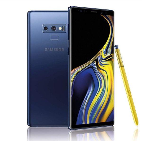 Samsung三星全新品 Galaxy Note9 6G/128G 可泡水的手機 門市現貨/完整盒裝/保固一年