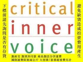 二手書博民逛書店Conquer罕見Your Critical Inner VoiceY364153 Firestone, Ro