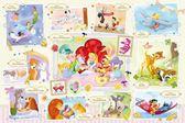 【拼圖總動員 PUZZLE STORY】Treasured Moments 日本進口拼圖/Epoch/迪士尼/1000P/布面