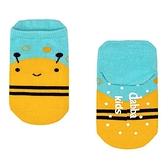 兒童襪子 腳底止滑襪 0-6歲 後跟防磨 台灣製造 蜜蜂寶寶 (嬰幼兒/寶寶/小孩/小朋友)