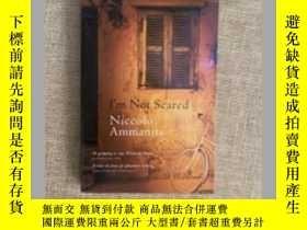 二手書博民逛書店I m罕見Not Scared【寫有幾個字】Y18910 Nic