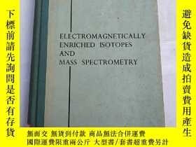 二手書博民逛書店electromagnetically罕見enriched is
