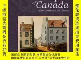 二手書博民逛書店The罕見Peoples Of Canada: A Pre-co