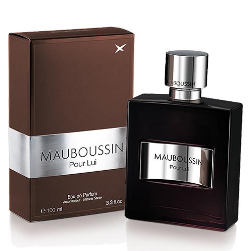 【MAUBOUSSIN 夢寶星】Pour Lui 夢寶星 絕對 男性淡香精 100ml