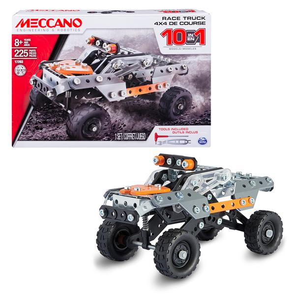 Meccano-10合1卡車組