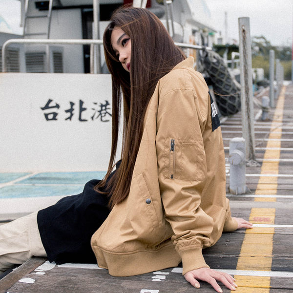 FAIRPLAY BRAEDEN TAN 卡其 外套 MA-1 飛行夾克【GT Company】