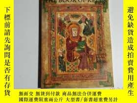 二手書博民逛書店The罕見Book of Kells:An Illustrate