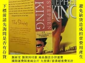 二手書博民逛書店The罕見shining(閃靈)Y8791 stephen ki
