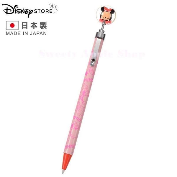 ★ 日本製 ★日本 DISNEY STORE  迪士尼商店 限定 米妮 睡眠趴姿 自動鉛筆